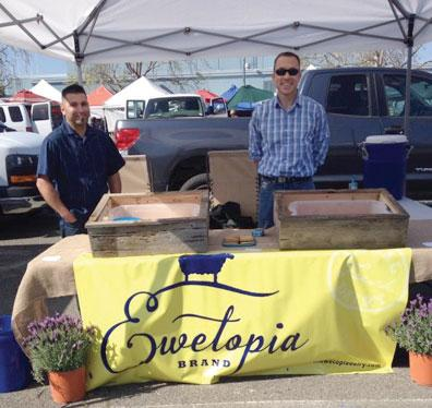 Ewetopia Dairy offers a taste of cheesy adventure