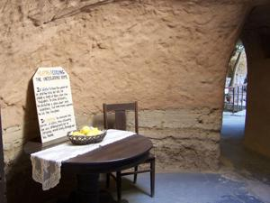 Glimpse into a hidden hideout at the Forestiere Underground Gardens