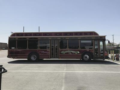 Lodi trolley bus will be unveiled at council's shirtsleeve meeting
