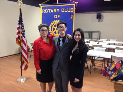 Lodi Rotary Club announces speech contest winners