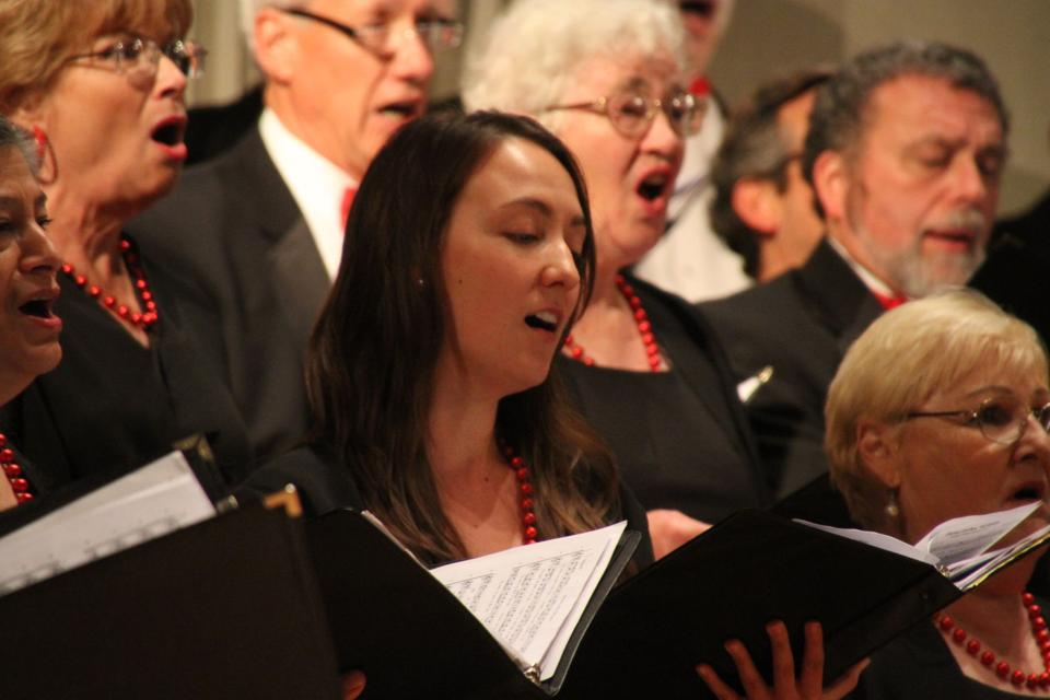 The Stockton Chorale holds 'Rejoice!' holiday concerts