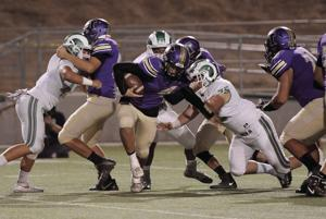 High school football: Tigers blanked again — this time by Rams