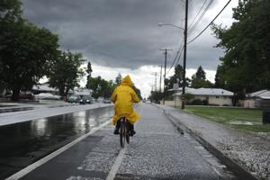 Hail storm hits Lodi; not enough to touch drought