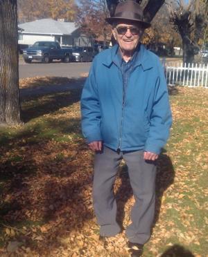 Lodi's Ellis Carlson celebrates 101st birthday