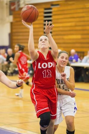 Tigers defeat rival Flames in preseason girls basketball opener
