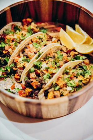Timaree Hagenburger: Sweet potato tacos are a healthy meal even on busy days