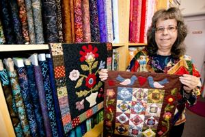 Quilt Guild to display hundreds of quilts at show