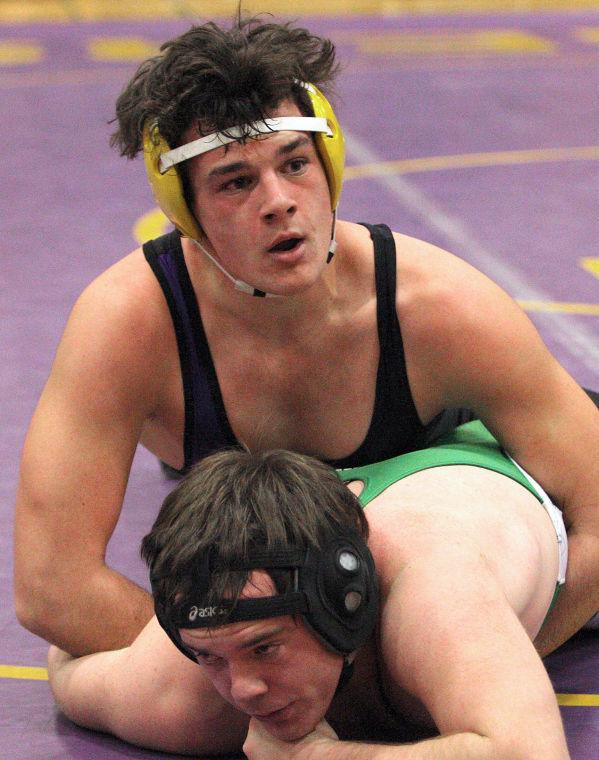 Wrestling: Tigers take down Rams in a rout
