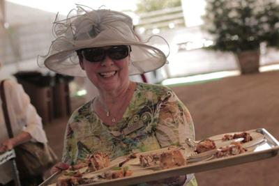 Lodi Elks volunteer to help at Hospice Kentucky Derby