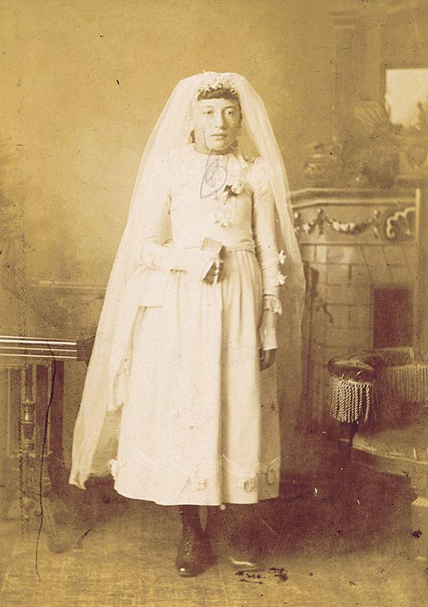 Wedding photographs of relatives submitted by Lodi residents