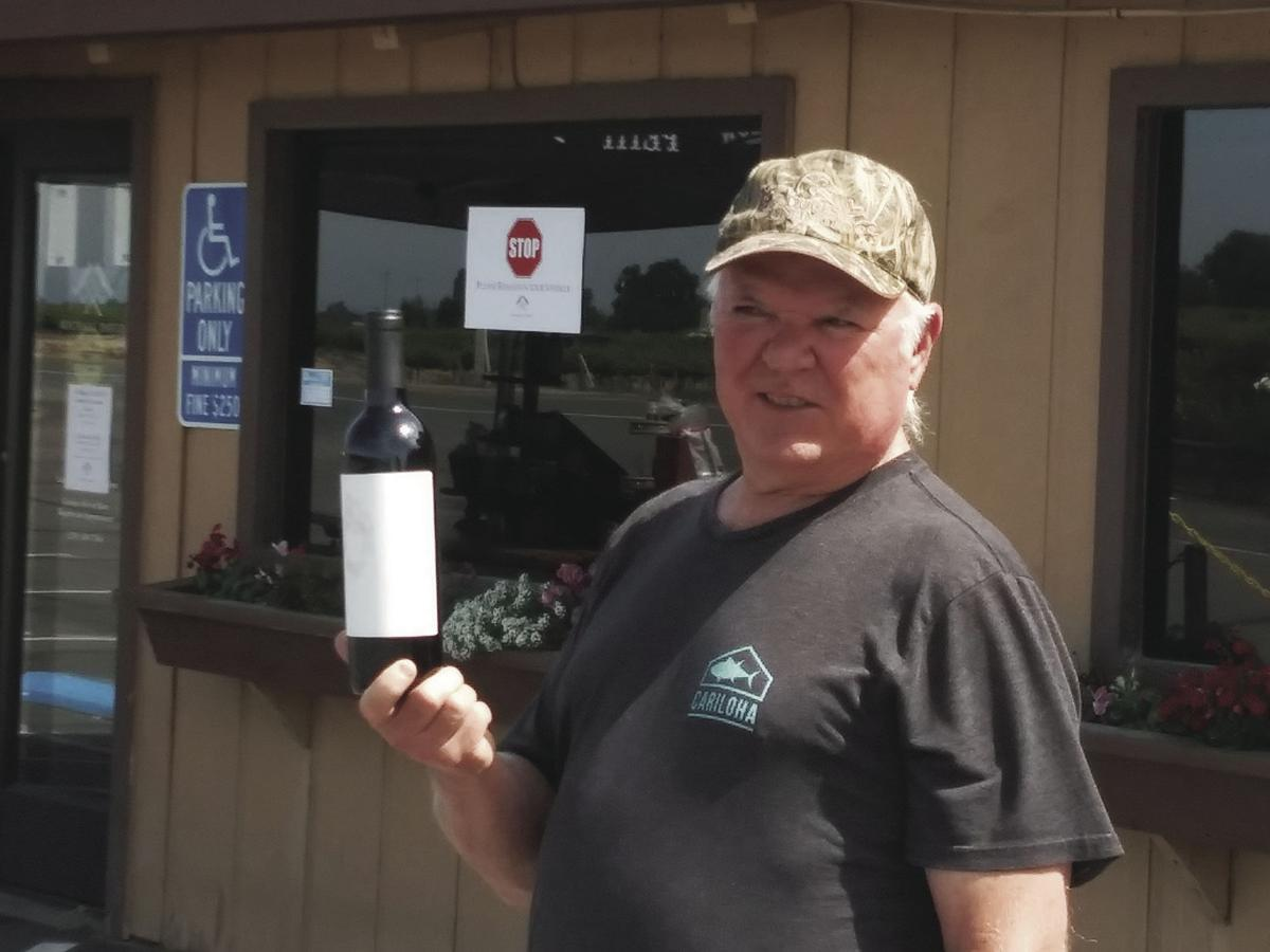 Local winery to raise funds for COVID research
