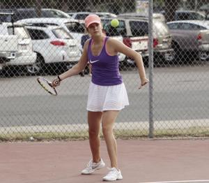 Tennis: Tigers come up empty  vs. Bulldogs