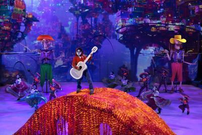 Miguel of 'Coco' joins Disney on Ice for 'Mickey's Search Party'