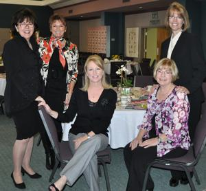 American Association of University Women holds Authors' Tea to raise funds for scholarships