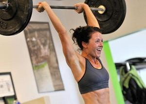 Former Tokay gradtakes workouts to the extreme with CrossFit
