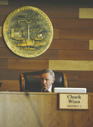 Re-elected supervisor looks ahead