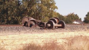 Train derails in Galt; no injuries reported