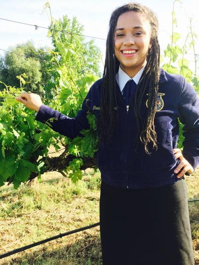 History is made as Tokay FFA member elected to office
