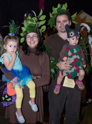 Experience a Hobbit Halloween at Fairytale Town