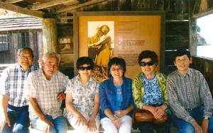 Meet living history at China Camp Village