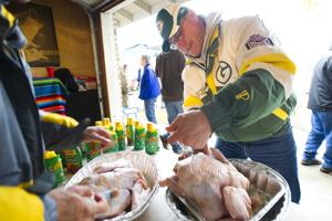 Residents gather for deep-fried holiday fun
