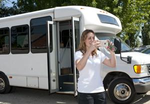 Sip Shuttle owner named tourism advocate of the year