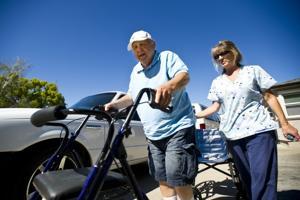 The right Choice for many seniors