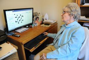 At 97, a creative dynamo: Alora Knight creates poems, books and puzzles