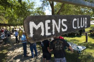 Real Men's Club seeks to raise money for worthy local causes
