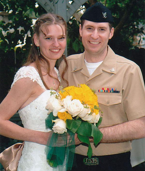 Timothy Beeson, Joanna Dixon were wed in May in Lodi