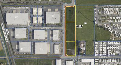 Self-storage business that uses shipping containers coming to Galt