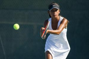 Lodi Flames knock off Tokay Tigers in preseason girls tennis