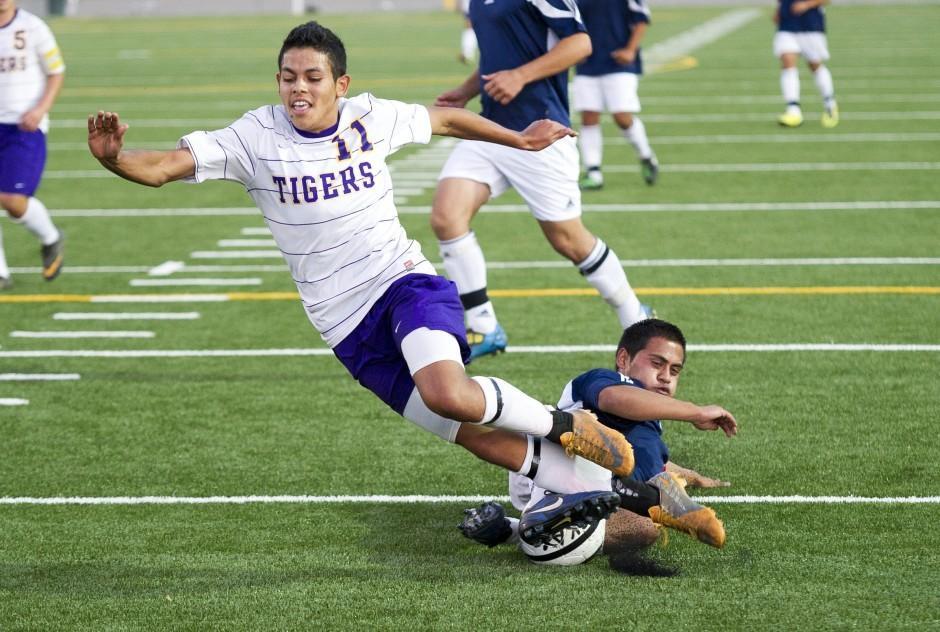 Tokay tie is terrific in varsity boys soccer