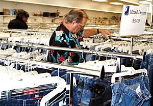 Saving in style: Goodwill opens new store
