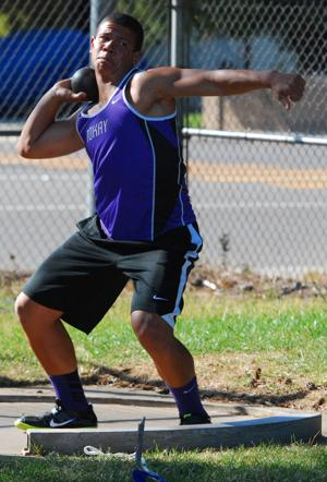 Boys track and field: Tigers beat Rams