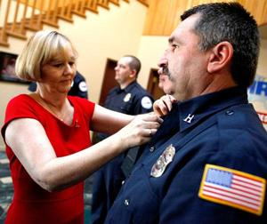 One year after a heart attack, Lodi's Judy Mims thanks rescuers