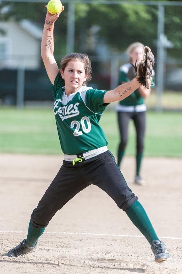Softball: Eagles smash into Sac-Joaquin Section title game