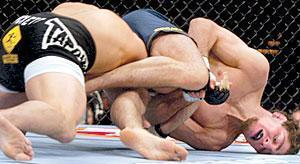 Diaz dominates Ultimate Fighting Championship