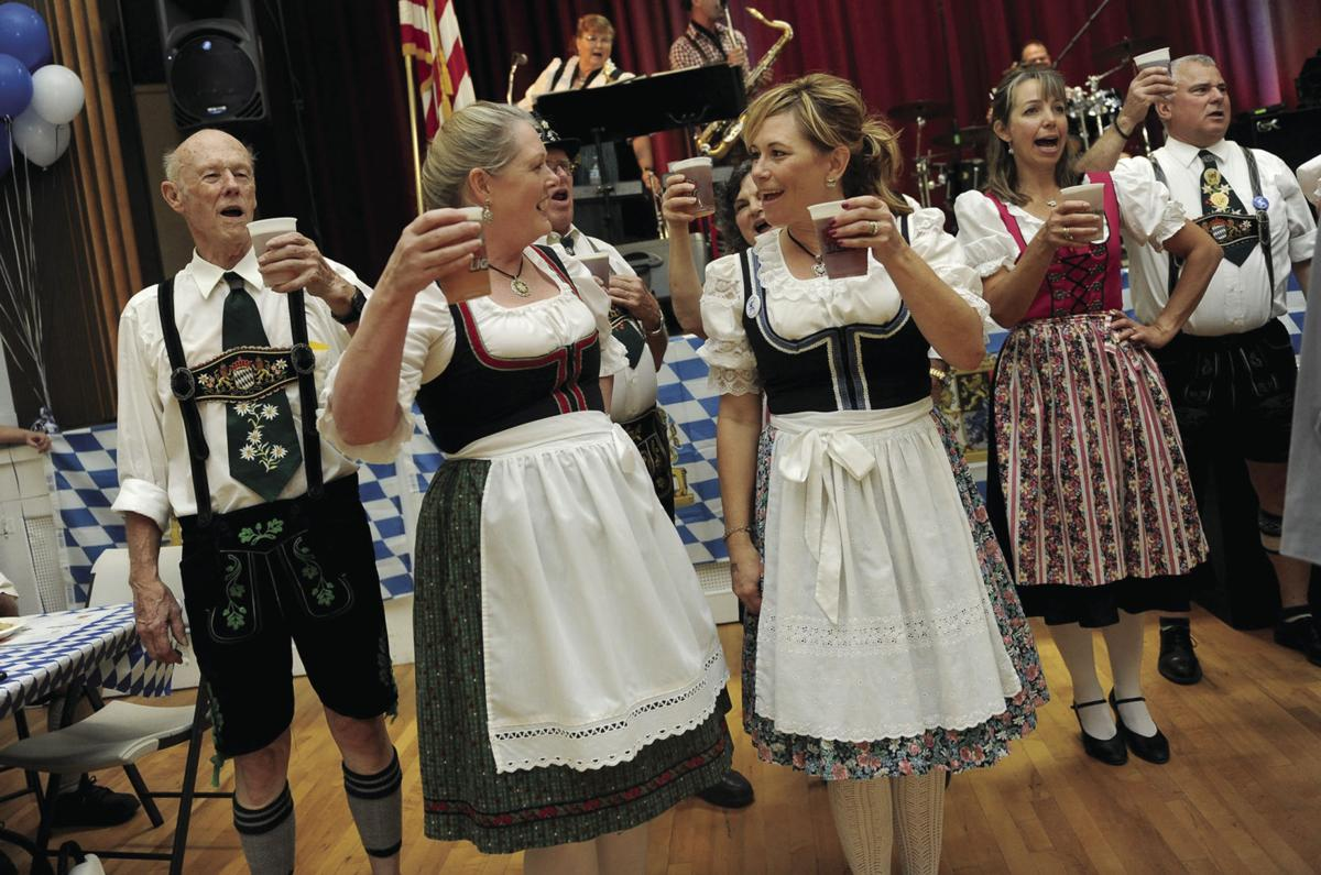 Get ready to dance, eat and have a rollicking good time at Lodi Oktoberfest