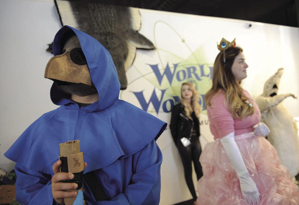 Geekology brings fan-centered fun to the World of Wonders