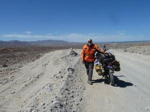 Motorcycling in Mexico