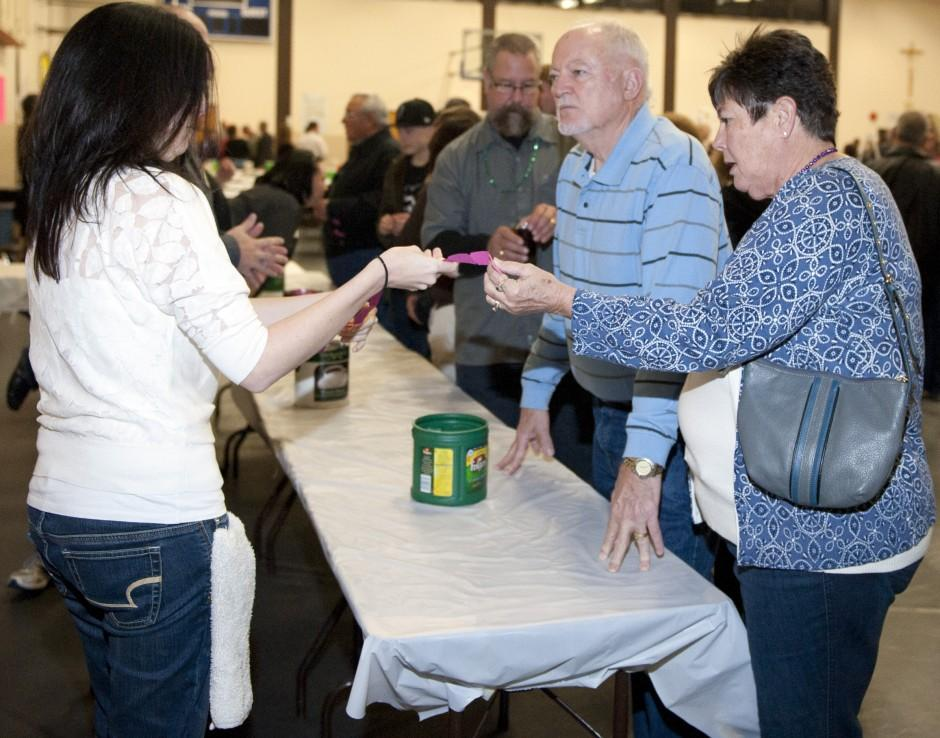 St. Anne's crab feed dinner