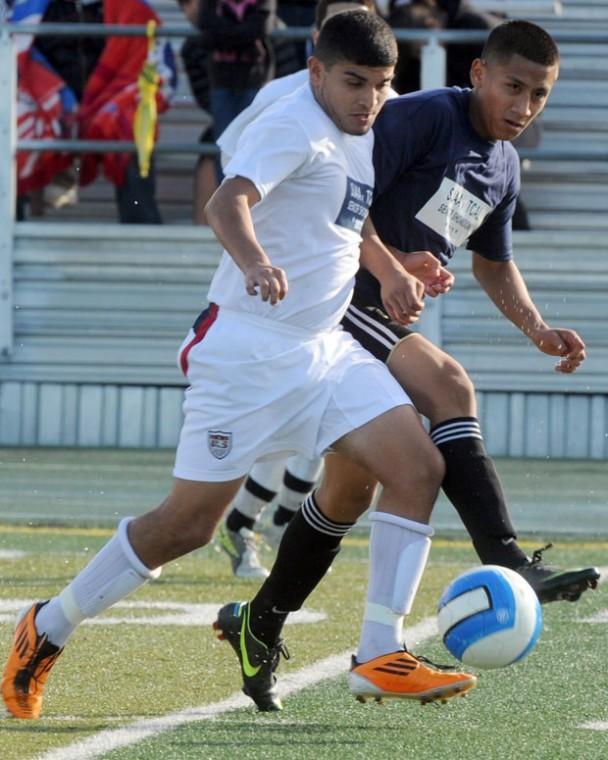 Tri-City Athletic League tops San Joaquin Athletic Association in boys soccer thriller