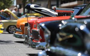 Classic cars roll into Downtown Lodi this weekend