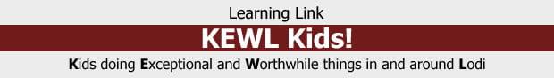 KEWL Kids! logo