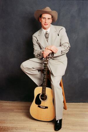 Jason Petty brings the spirit of Hank Williams to Lodi