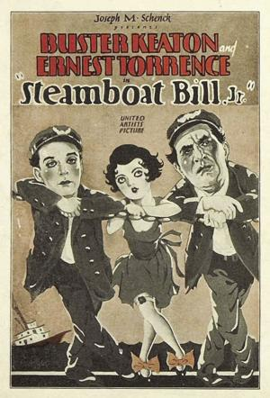 Harmony Wynelands to show silent film 'Steamboat Bill Jr.'