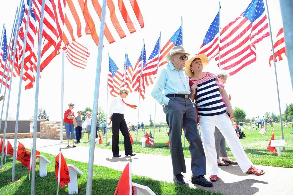 Memorial Day in Lodi