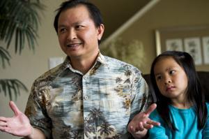 Woodbridge dentist Kuy Ky talks about how his family escaped brutal Khmer Rouge regime