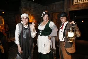 Daytripper: Travel to past in thrilling San Francisco Dungeon tour